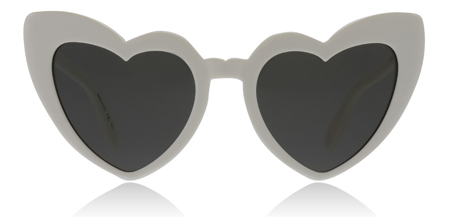 Saint Laurent SL181 LOULOU Ivoor 003 54mm