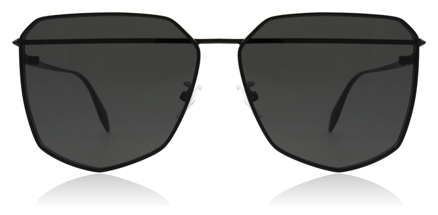 Alexander McQueen AM0136S Black 002 61mm