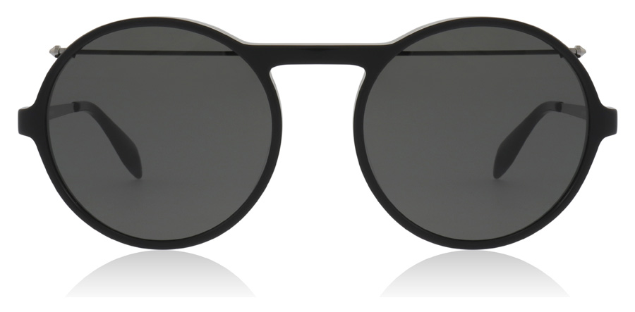 Alexander McQueen AM0192S Black 001 54mm