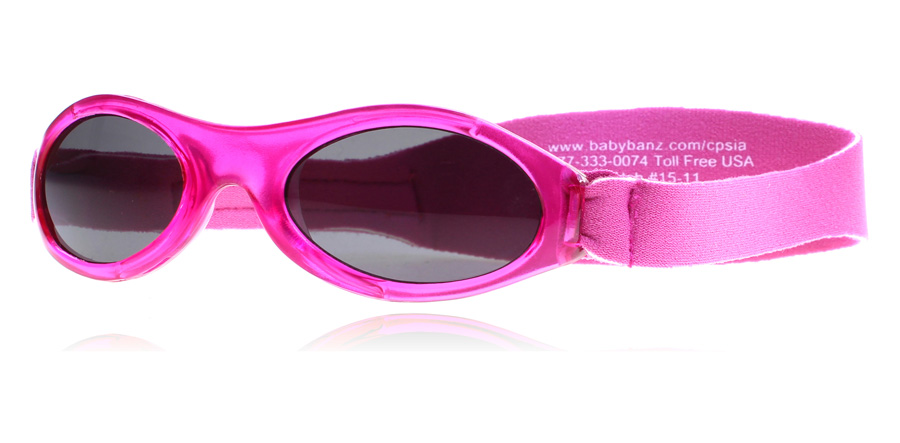 Baby Banz Adventure 0-2 Years Roze 45mm