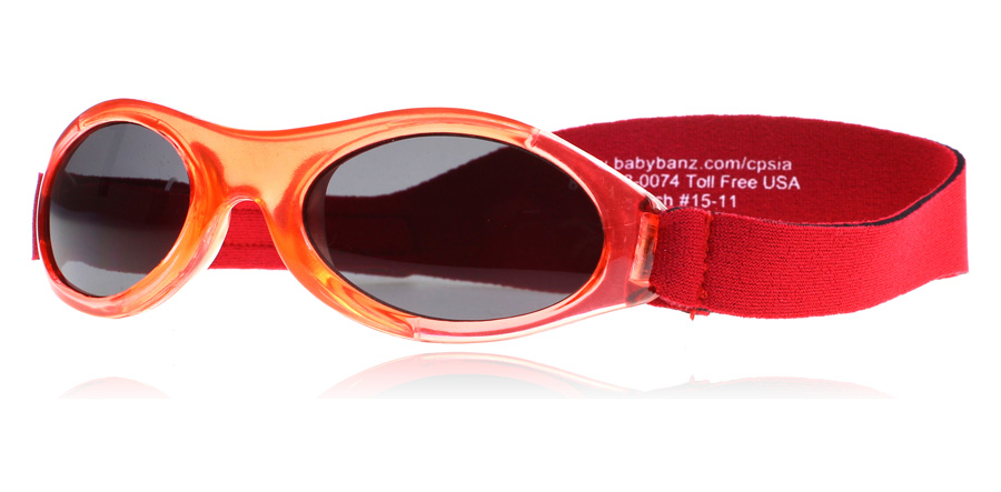 Baby Banz Adventure 0-2 Years Rood 01/AR 45mm