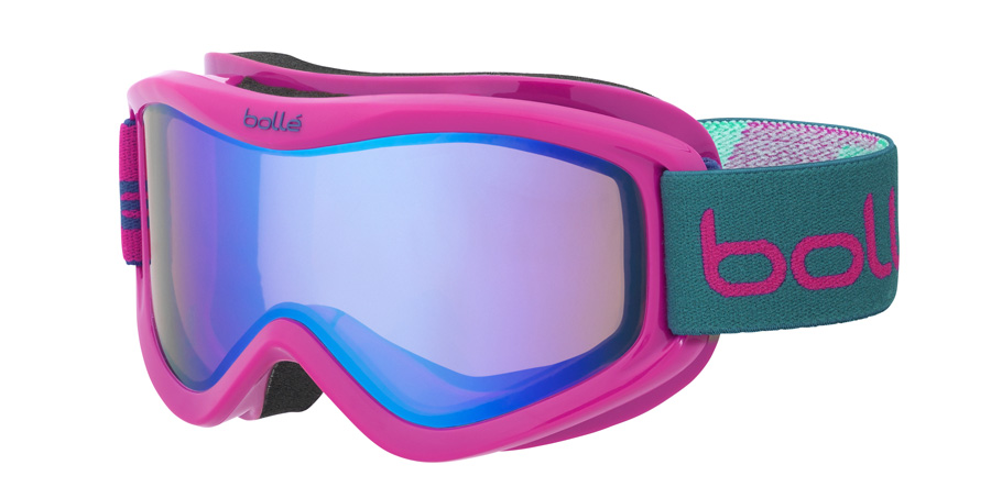 Bolle Junior Volt Plus 21590 Roze Blokken 160mm