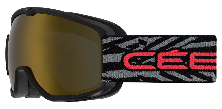 Cebe Junior Artic Age 3-6 Years CBG168 Mat zwart Matte Black 160mm