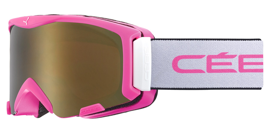 Cebe Junior Super Bionic 3-6 Years CBG219 Mat Roze / Grijs 150mm