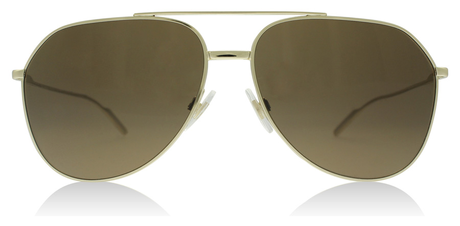 Dolce and Gabbana DG2166 Licht Goud 488/73 61mm
