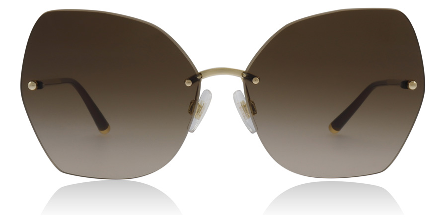 Dolce and Gabbana DG2204 Goud 02/13 64mm