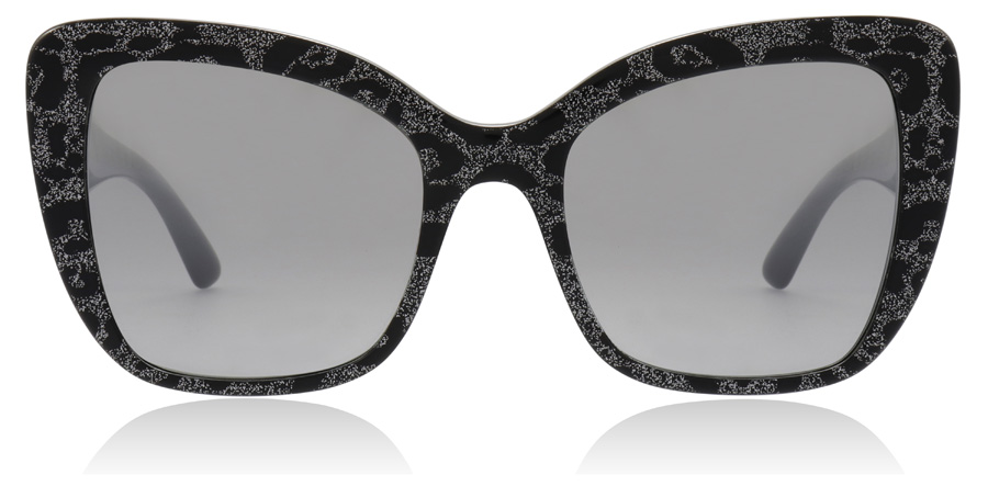 Dolce and Gabbana DG4348 Leo / Black 31986V 54mm