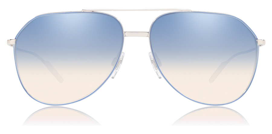 Dolce and Gabbana DG2166 Silver 1325V6 61mm