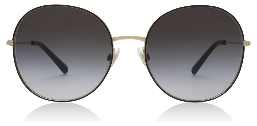 Dolce and Gabbana DG2243 Gold / Black 13348G 56mm