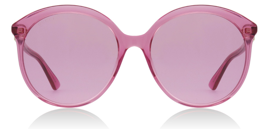 Gucci GG0257S Roze 005 59mm