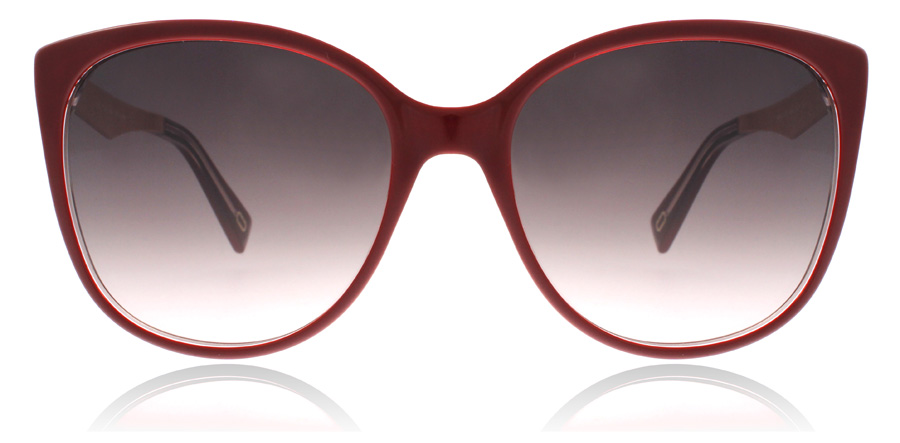 Marc Jacobs MJ203/S Bordeaux Koper Goud LHFHA 56mm