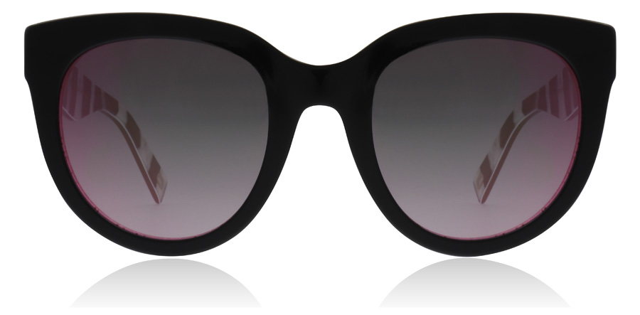 Marc Jacobs Marc233/S Black / Fuschia Glitter 2PM 51mm