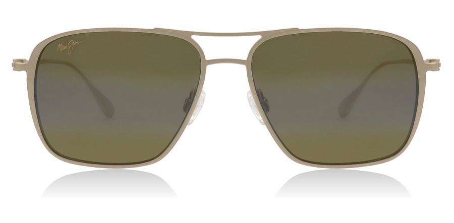 Maui Jim Beaches H541-16A Gold 57mm Gepolariseerd