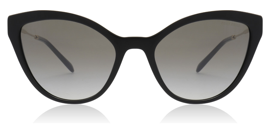 Miu Miu MU03US Black 1AB5O0 55mm