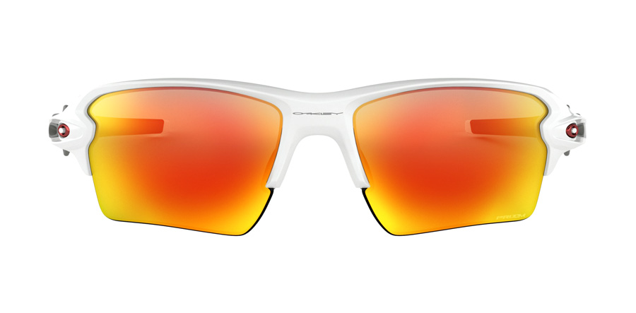 Oakley Flak 2.0 XL Xl OO9188 Glanzend Wit 918893 59mm