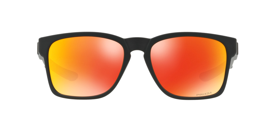Oakley Catalyst OO9272-25 Mat zwart 55mm