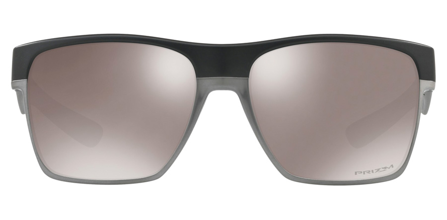 Oakley Two Face XL Twoface OO9350 Mat zwart 10 59mm Gepolariseerd