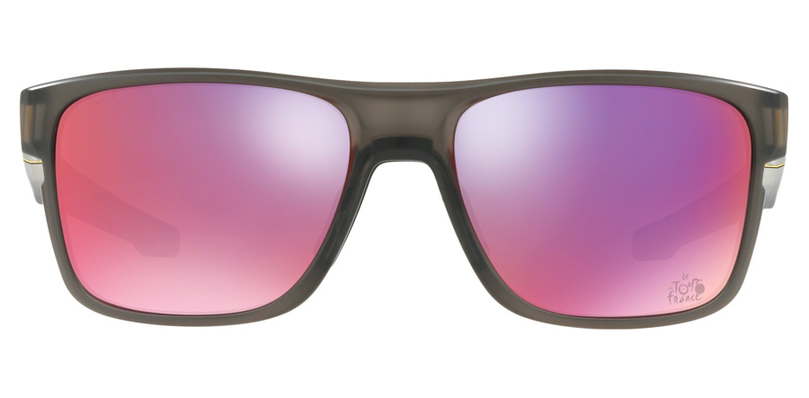 Oakley Crossrange OO9361 Mat Grijs Smoke 18 57mm