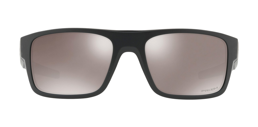 Oakley Drop Point OO9367-08 Matte Black 60mm Gepolariseerd