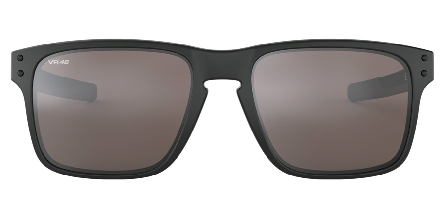 Oakley Holbrook Mix OO9384 Matte Black 14 57mm Gepolariseerd