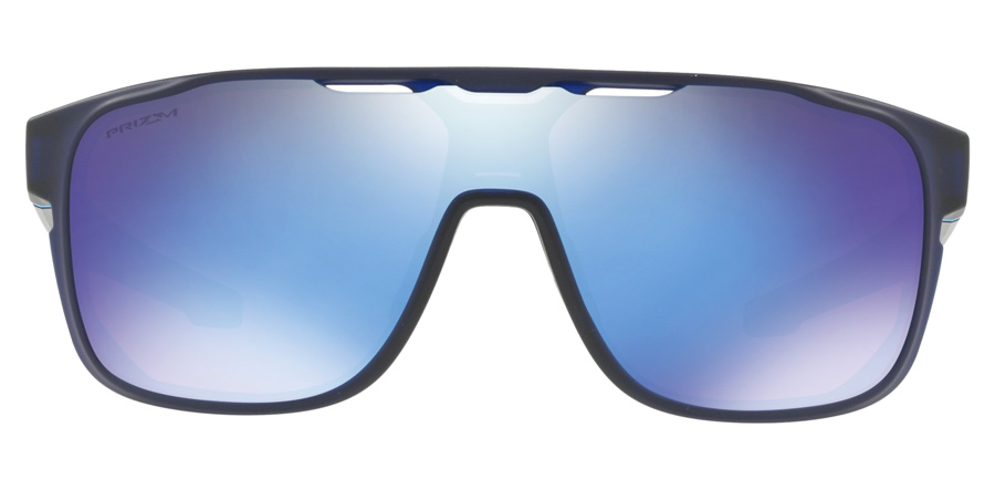 Oakley Crossrange Shield OO9387 Matte Translucent Blue 05 31mm