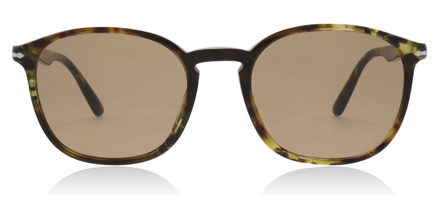 Persol PO3215S Tort / Green Brown 107953 54mm