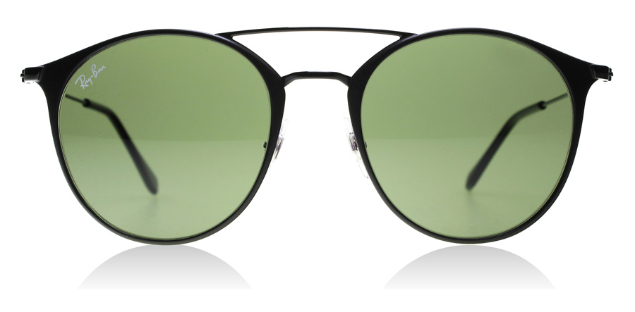Ray-Ban RB3546 Zwart To Mat 186 52mm