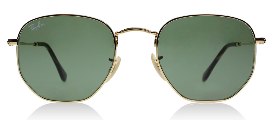 Ray-Ban RB3548N Goud 001 54mm