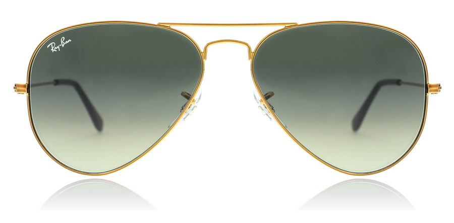 Ray-Ban RB3025 Glanzend Brons 197/71 58mm