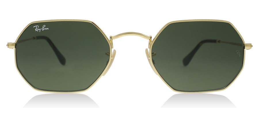 Ray-Ban RB3556N Goud 001 53mm