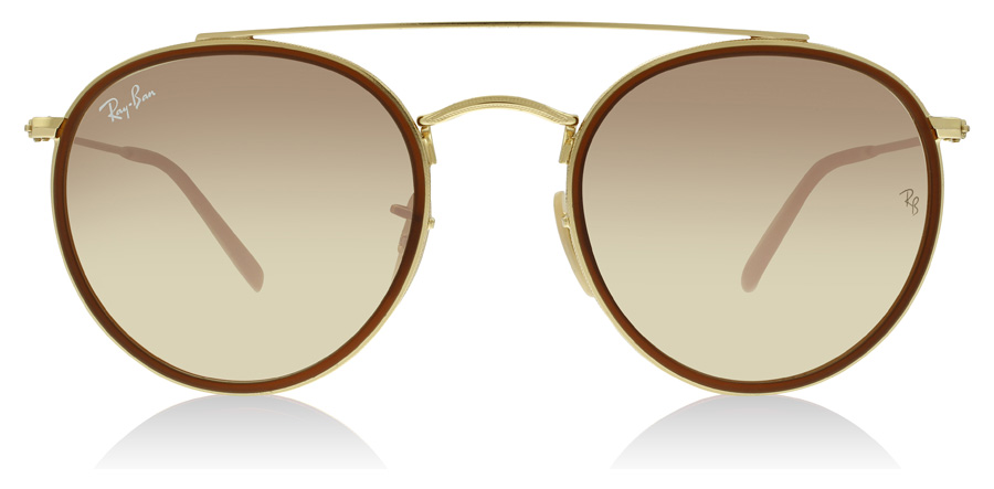 Ray-Ban RB3647N Goud 001/7O 51mm
