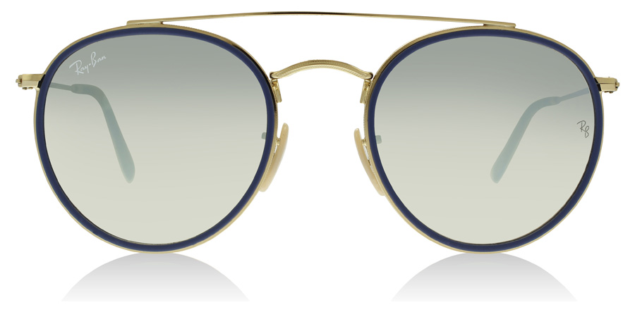 Ray-Ban RB3647N Goud 001/9U 51mm