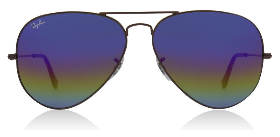 Ray-Ban RB3025 Metaal Donker Brons 9019C2 62mm