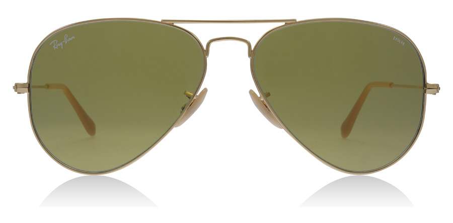 Ray-Ban RB3025 Goud 90644C 58mm