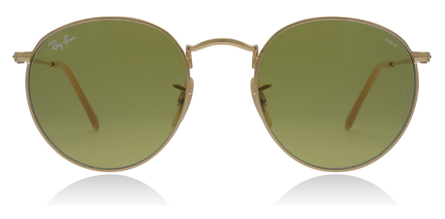 Ray-Ban RB3447 Goud 90644C 50mm