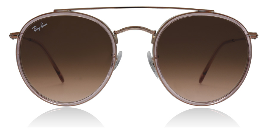 Ray-Ban RB3647N Roze 9069A5 51mm