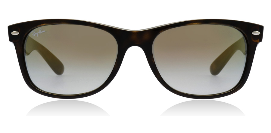 Ray-Ban RB2132 New Wayfarer Havana 710/Y0 55mm