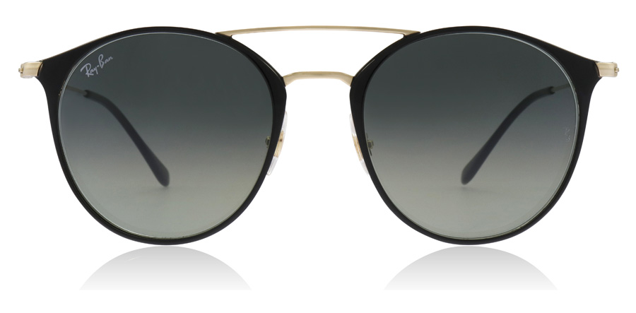 Ray-Ban RB3546 Goud / Zwart 187/71 52mm