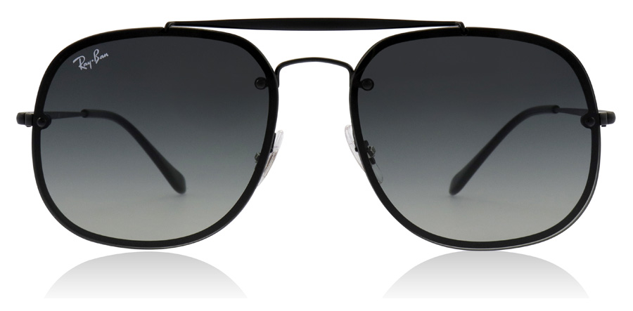 Ray-Ban RB3583N Demi Glanzend Zwart 153/11 58mm