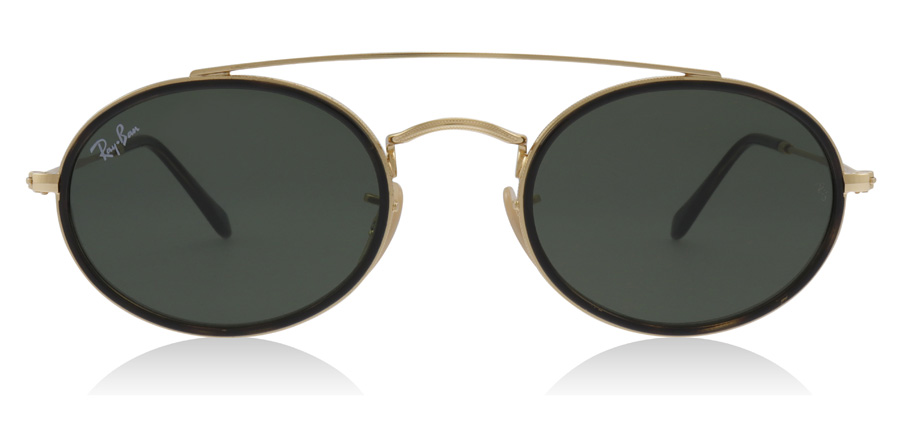 Ray-Ban RB3847N Goud 912131 52mm