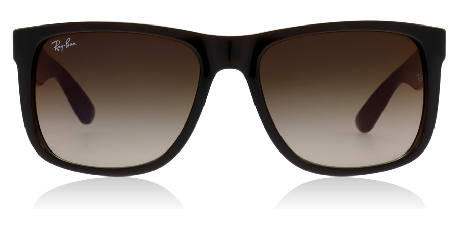 Ray-Ban Justin RB4165 Bruin 714/S0 54mm