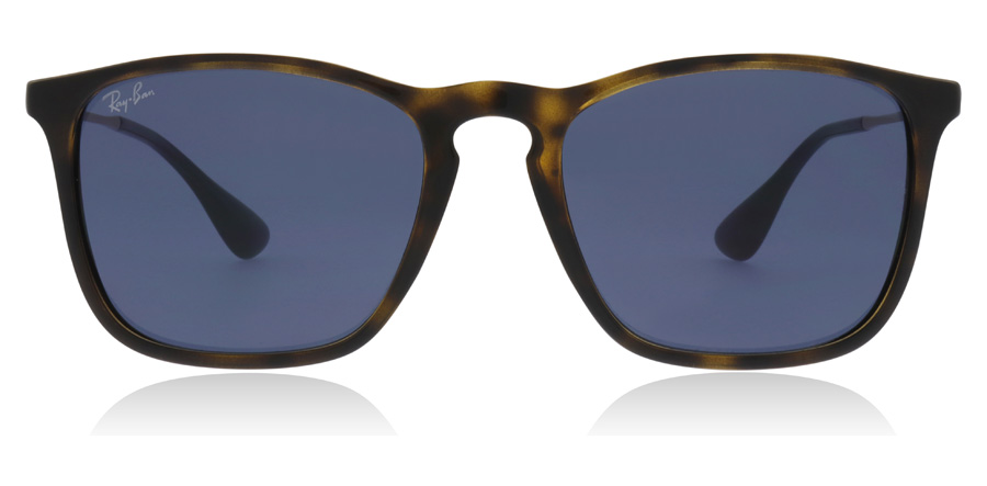Ray-Ban RB4187 Chris Havana / Koper 639080 54mm