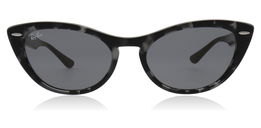 Ray-Ban RB4314N Havana / Grijs 1250Y5 54mm