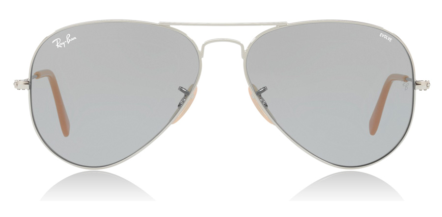 Ray-Ban RB3025 Silver 9065I5 55mm