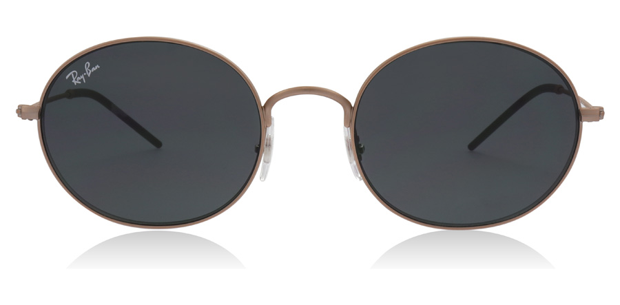 Ray-Ban RB3594 Rubber Copper 914687 53mm