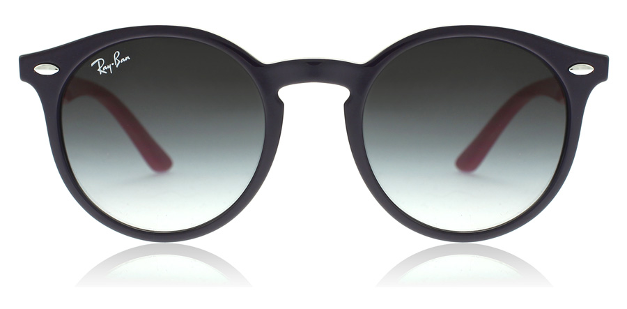 Ray-Ban Junior RJ9064S Age 8-12 Years Paars 70218G 44mm