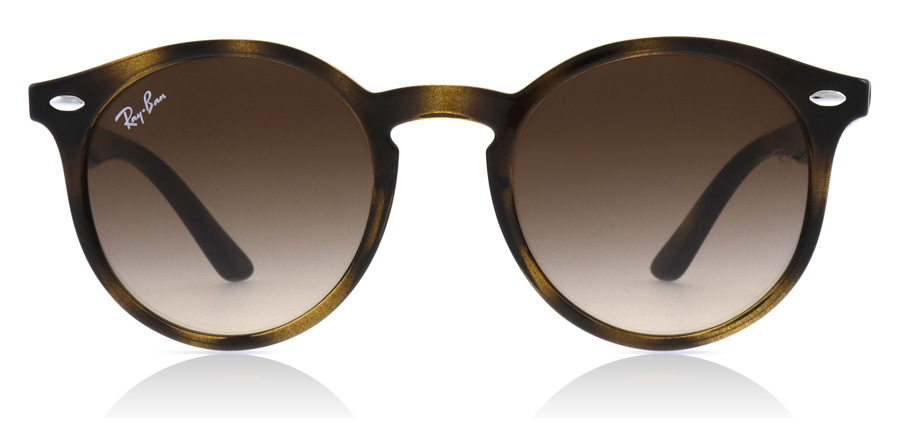 Ray-Ban Junior RJ9064S Age 8-12 Years Glanzend Havana 152/13 44mm