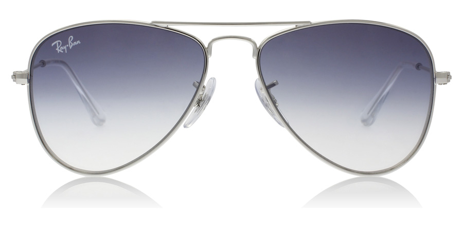 Ray-Ban Junior RJ9506S Age 4-8 Years Zilver 212/19 50mm