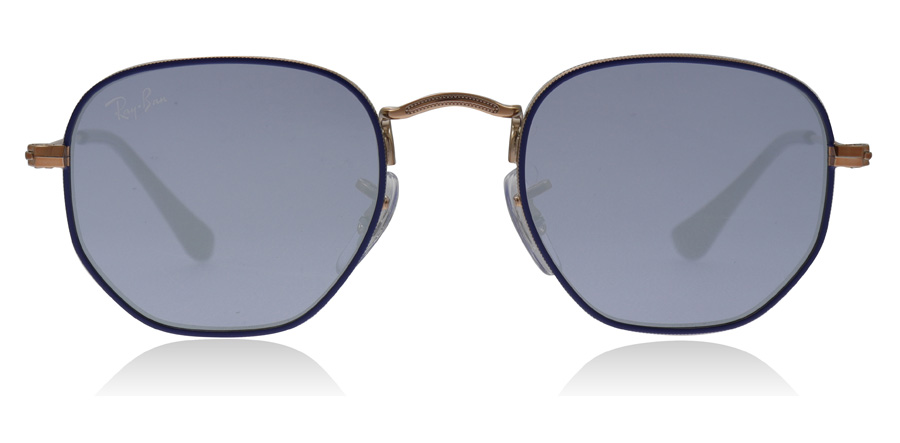 Ray-Ban Junior RJ9541SN Age 8-12 Years Cooper Blauw 264/1U 44mm