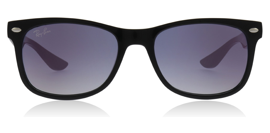 Ray-Ban Junior RJ9052S 7-10 Years Zwart 100/X0 48mm